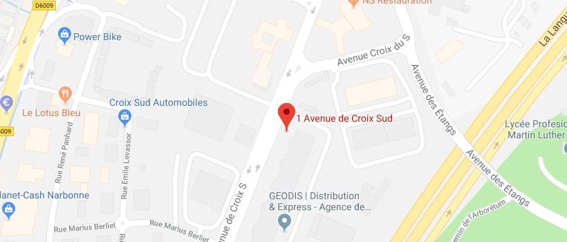 Narbonne Croix Sud